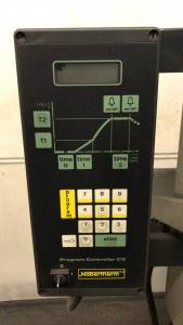 Used Schröder hardening oven small_1