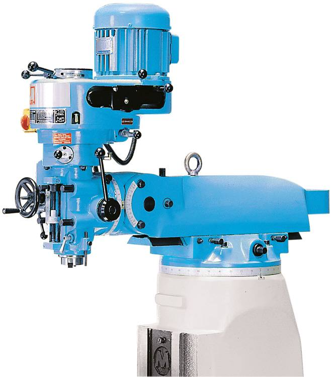 Knuth Mehrzweck-Fräsmaschine MF 1