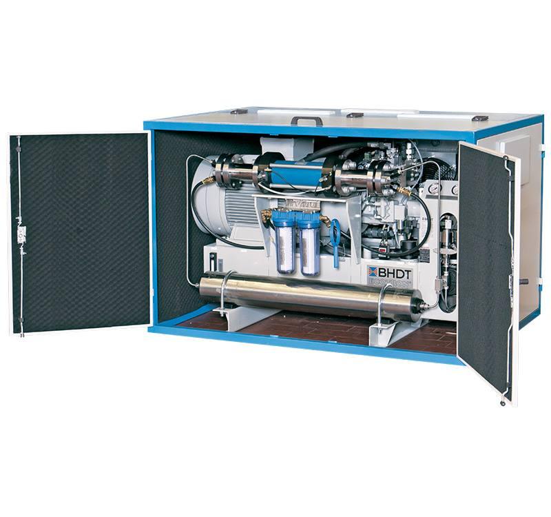 Gantry-Type Water-jet Cutter System