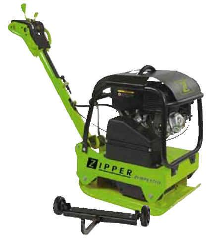 Plate compactor for Housse compactor