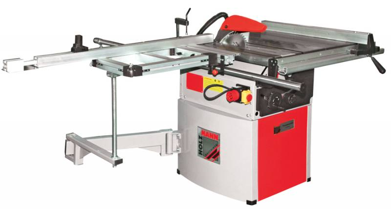 Ts 250s Circular Saw With Sliding Table And Pulling System