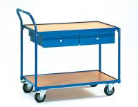 Light table top cart With drawer...