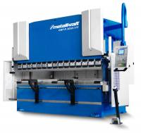 Metallkraft CNC controlled press...