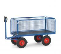 Hand truck wire lattice 1200 x 8...