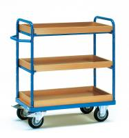 Shelved trolley with boxes 850x5...