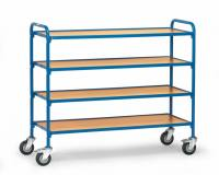 Storage trolley 250 kg, 1250x470...