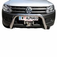 Alpha 9.9 ROCK winch set for VW ...