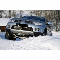 Alpha 9.9 winch set for Mitsubis...