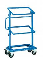 Storage trolley 200 kg, 600x400