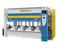 Bernardo Hydraulic hot press HFP...