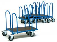 Cash and carry cart 4 lateral frames 1000 x 600 mm