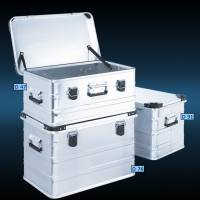 Transportbox Aluminium mit Stape...