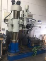 Used Knuth Radial Drill Press R ...